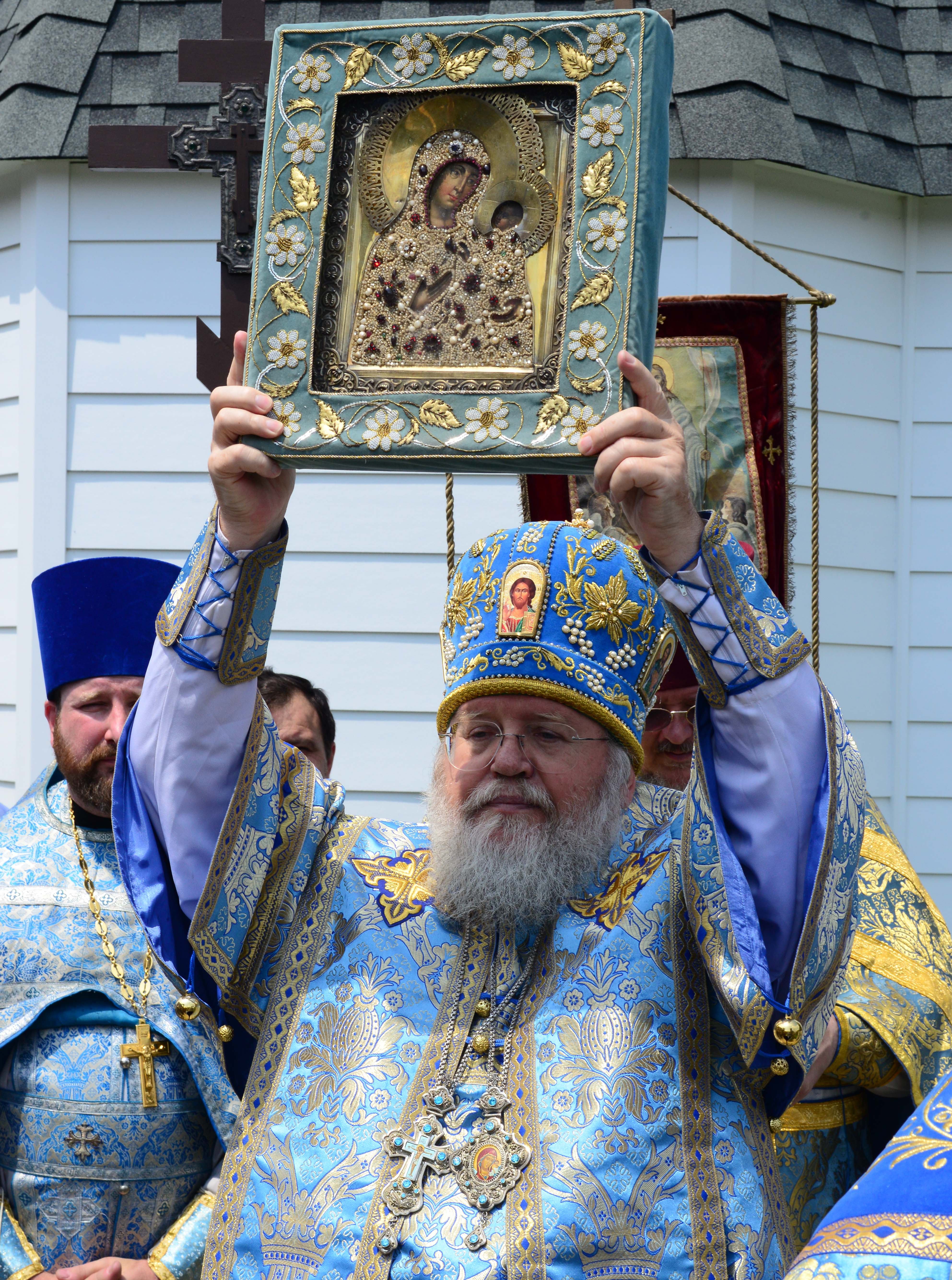 His Eminence Hilarion