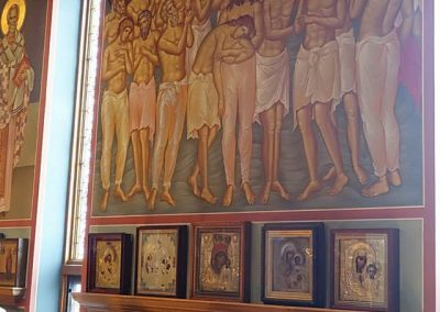 Iconography 40 Martyrs