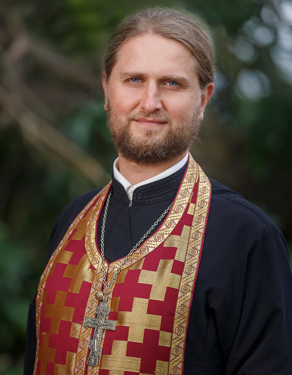 Priest George Kaplanov